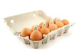 яйцо пищевое куриное 1 категории
