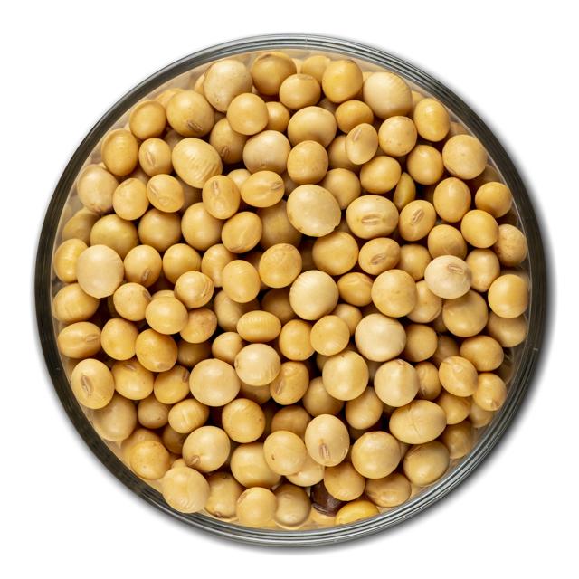 Соя полножирная, протеин 34-36%