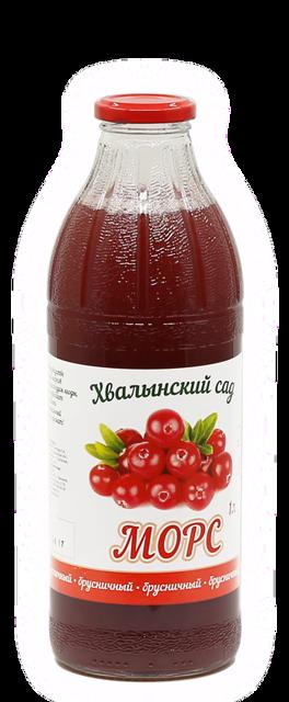 Морс ягодный брусника Хвалынскисад™