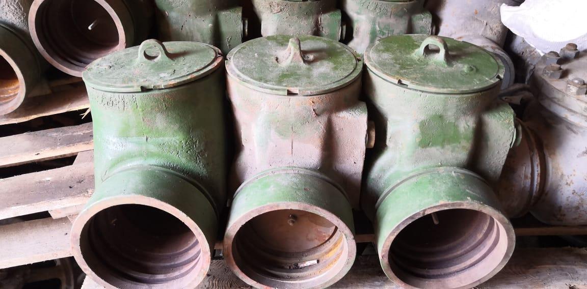 Комплектующие для трубопроводов ПМТ, ПМТП, ПМТБ, МСРТ