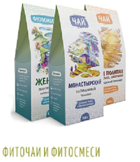 ФИТО ЧАИ (травяной напиток 100гр) 100% натуральный проду