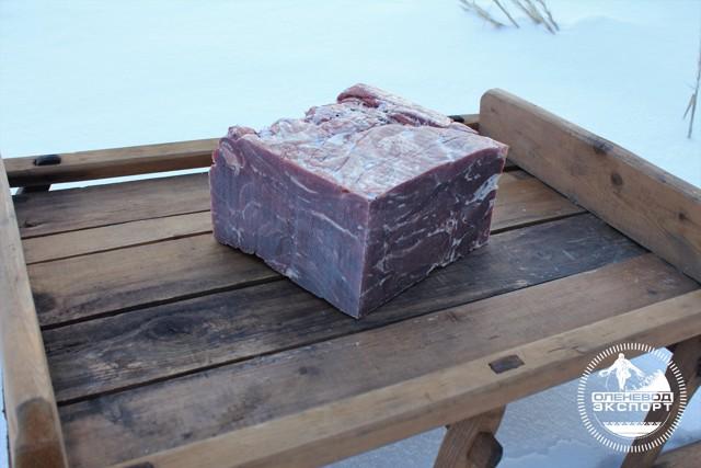 Котлетное мясо оленина