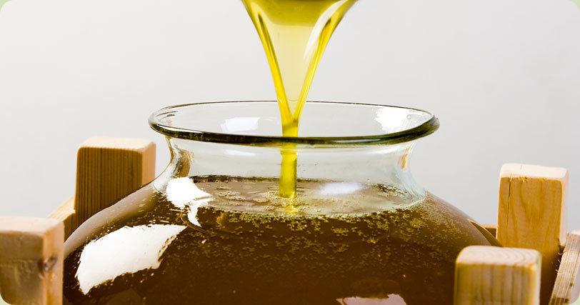 Конопляное масло холодного отжима