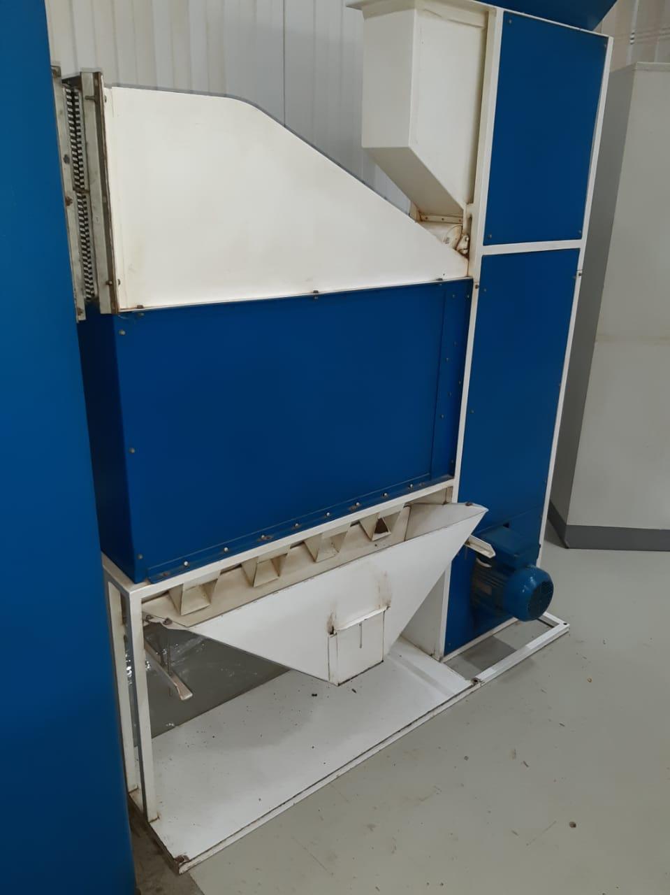Аэродинамический сепаратор САД- 4 с осадочной камерой Б/
