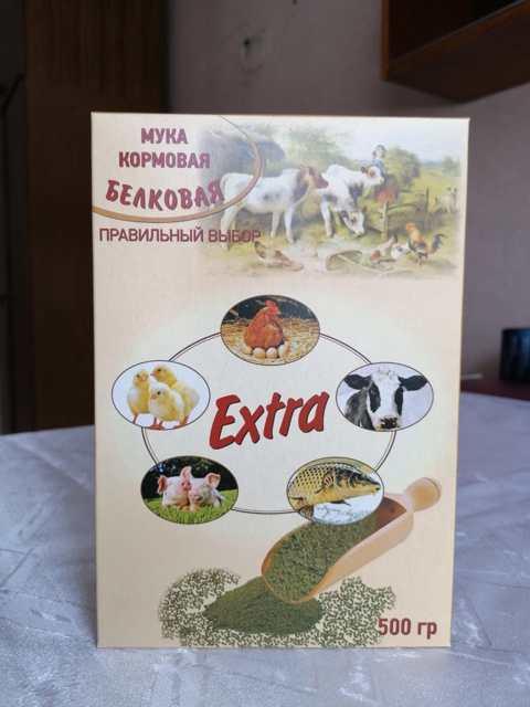 """Мука кормовая белковая """"Экстра"""" 90,3% в сухом веществе"""