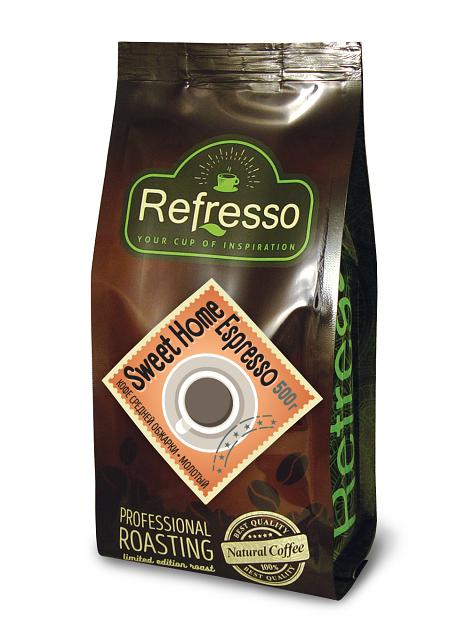 Sweet Home Espresso 500 гр . молотый