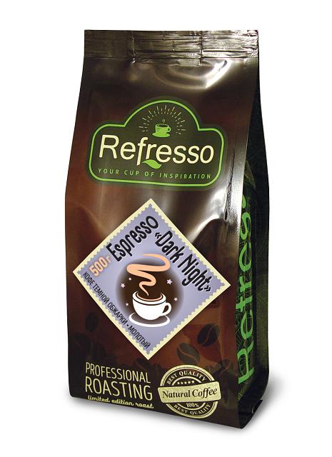 Espresso «Dark night» 500 гр . молотый
