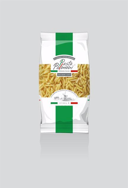 """Макаронные изделия тм """"Pasta Palmoni"""" перья"""