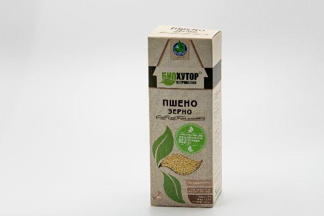 Пшено зерно экологическое