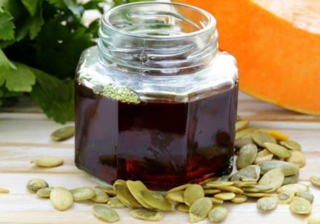 Тыквенное масло масло тыквы