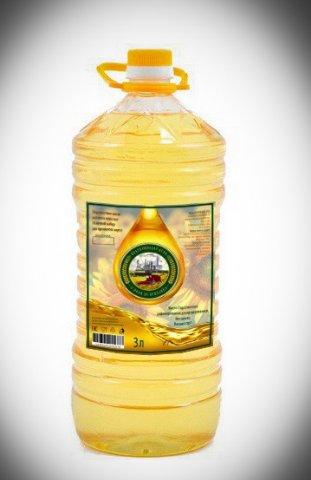 масло подсолнечное
