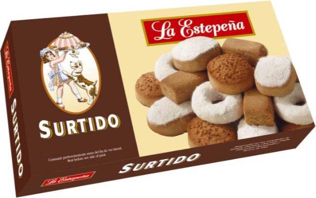 Печенье ARTICULO SURTIDO Estuche 650гр