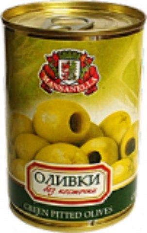 "Оливки ""MANSANELLA"" б/к"