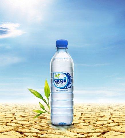 Argil Aqua, газированная