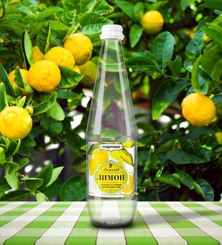 Лимонад Лимон №7923
