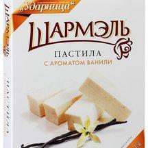 Пастила Ударница Шармэль Ванильная 221г