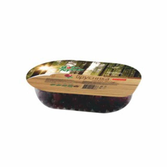 Брусника свежая органик 250г