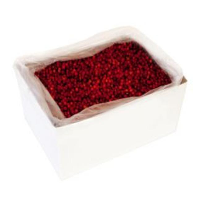 Рябина Красная Замороженная В Коробках 10 Кг
