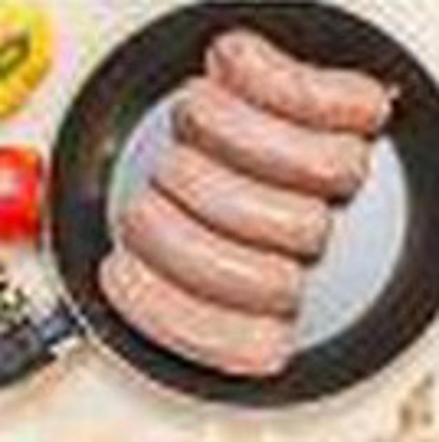 Колбаски для жарки из Лосятины 500 г