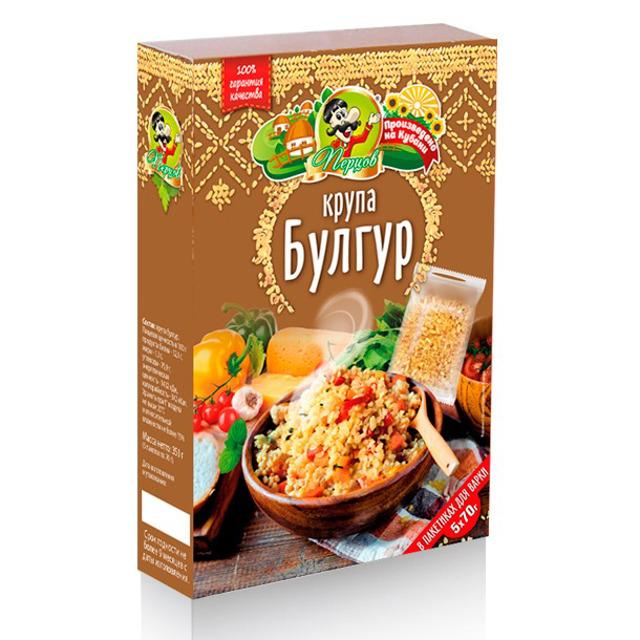 Булгур (варочные пакеты)