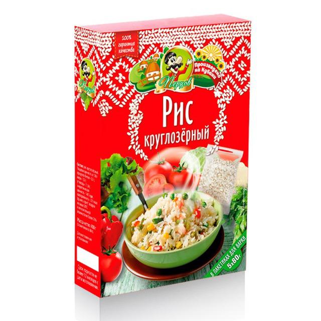 Рис круглозёрный