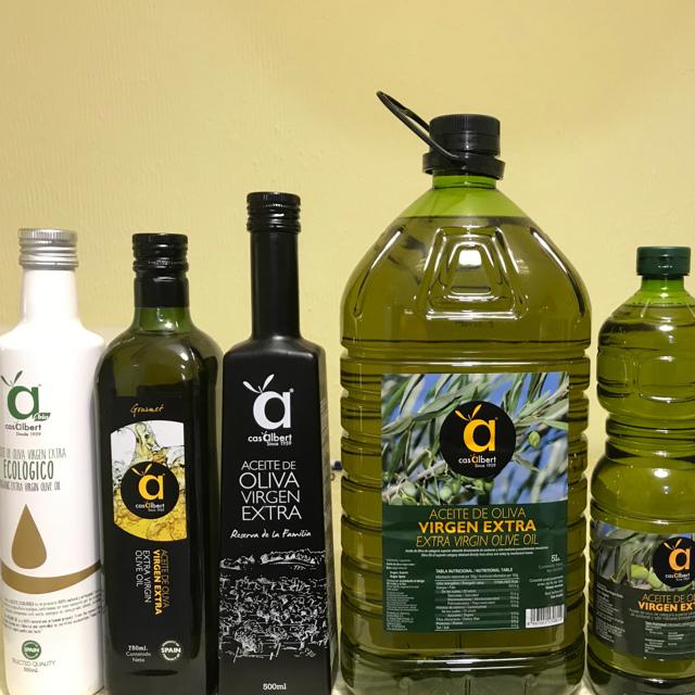 """Испанское высококачественное Оливковое масло """"Casalbert"""