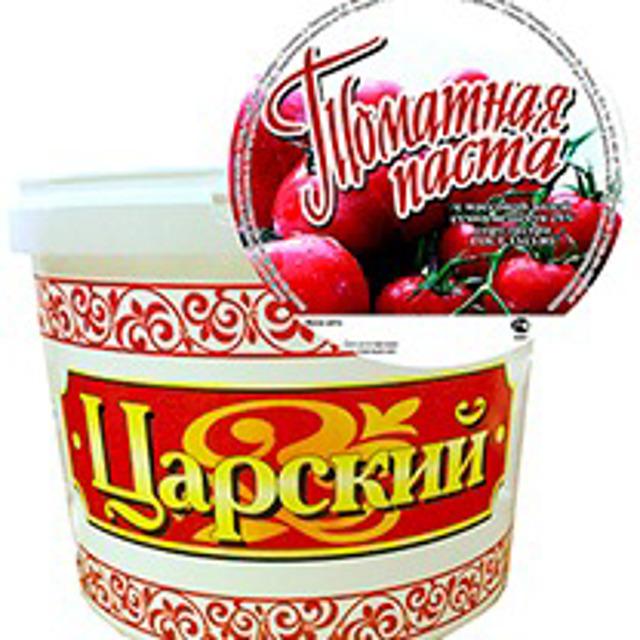Томатная паста 5кг Иран