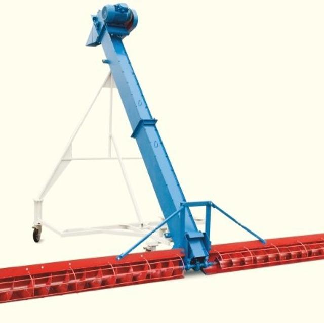 Зерно-Погрузчик Подкатной ЗПП-50 (12-50 т/ч)
