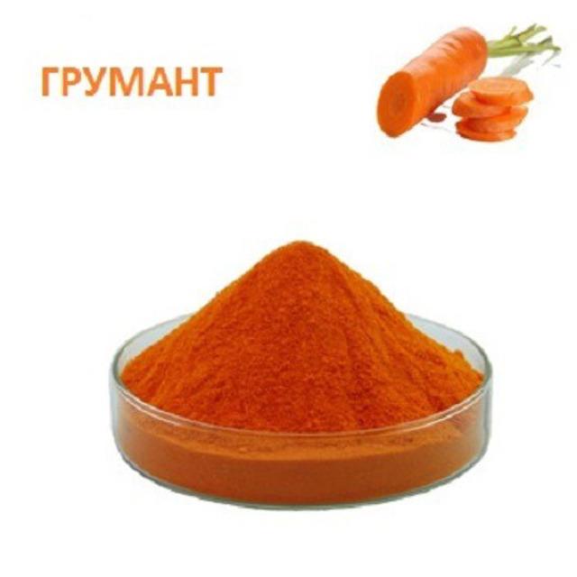 Морковь сок - порошок, концентрированный