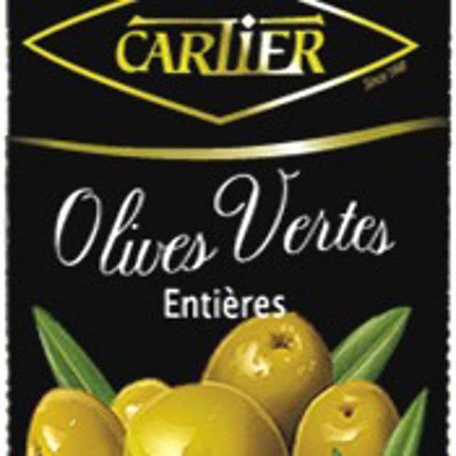 Cartier оливки с/к 4,4 кг
