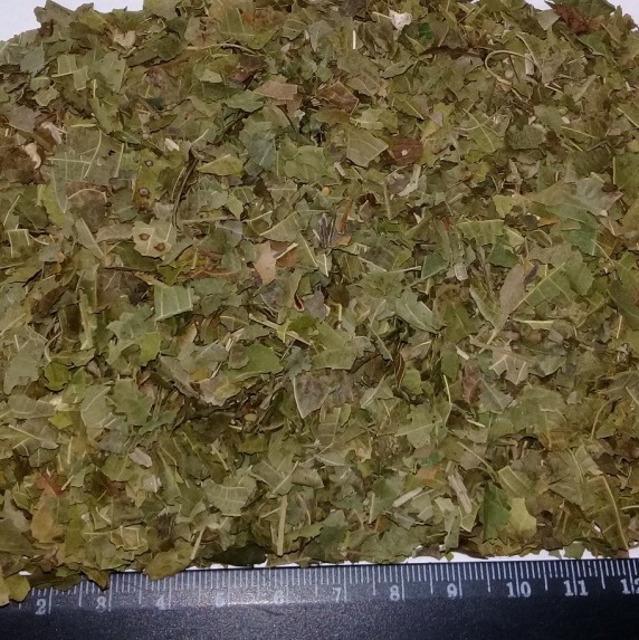 Грецкий орех лист 5-8мм