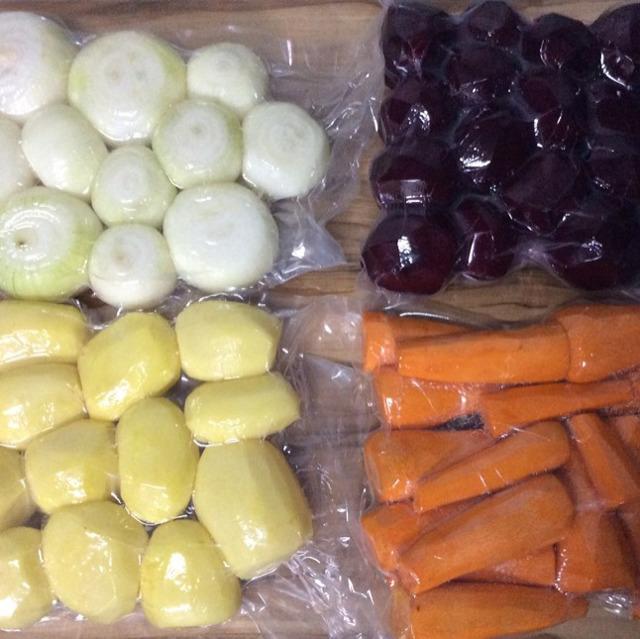 Овощи чищенные №196724