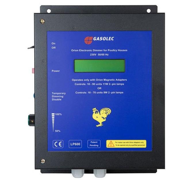 Блок управления освещением (диммер) LP600 с дисплеем