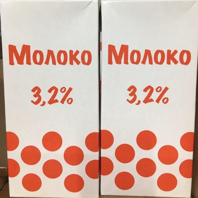"""Молоко """"Шарики"""" 3,2% 1л., ультрапастеризованное"""