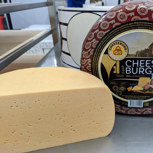 Сыр ГОСТ, сливочное масло
