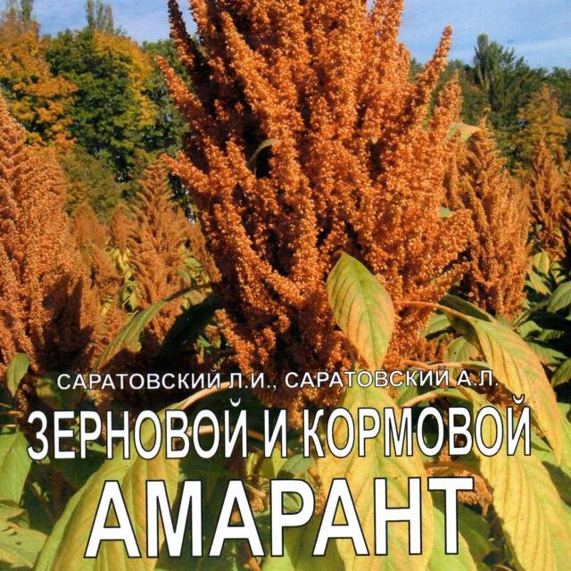 Семена Амаранта сорт Универсал