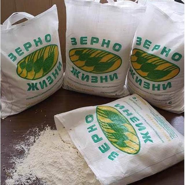 Мука пшеничная хлебопекарная высшего сорта