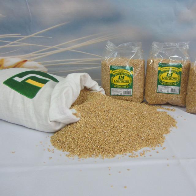 """Крупа """"Полтавская"""" из тверой пшеницы"""