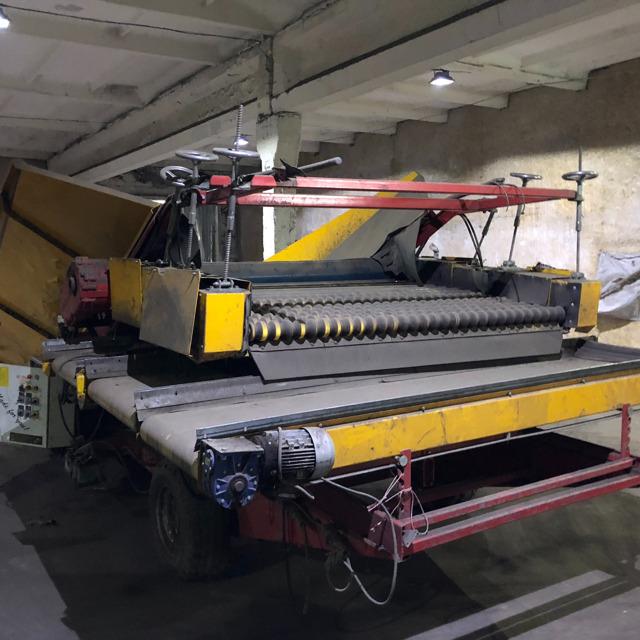 Приемно-сортировочное бункерное устройство CSB/CVU700E