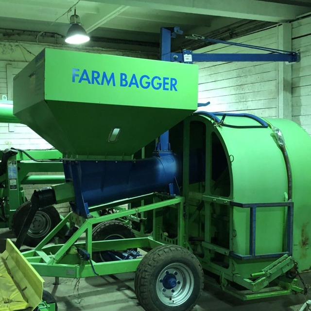 Упаковщик зерна AG BAG/Romili Farmbagger
