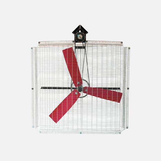 Разгонный вентилятор для КРС