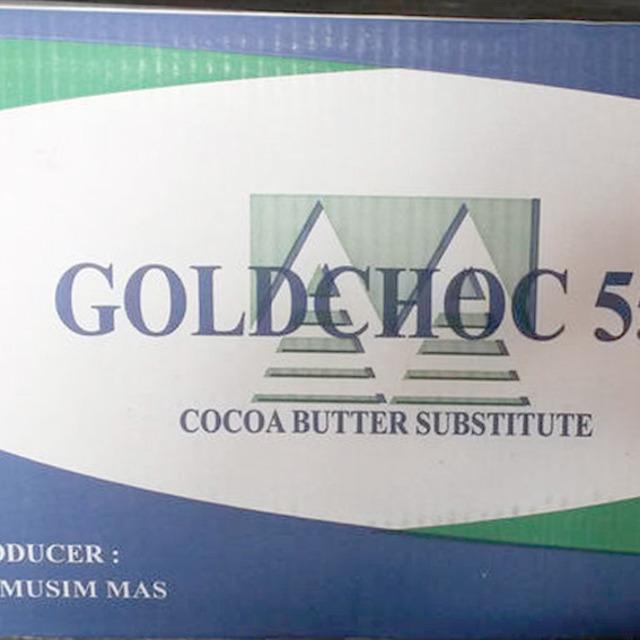 Лауриновый заменитель масла-какао Goldchoc 555