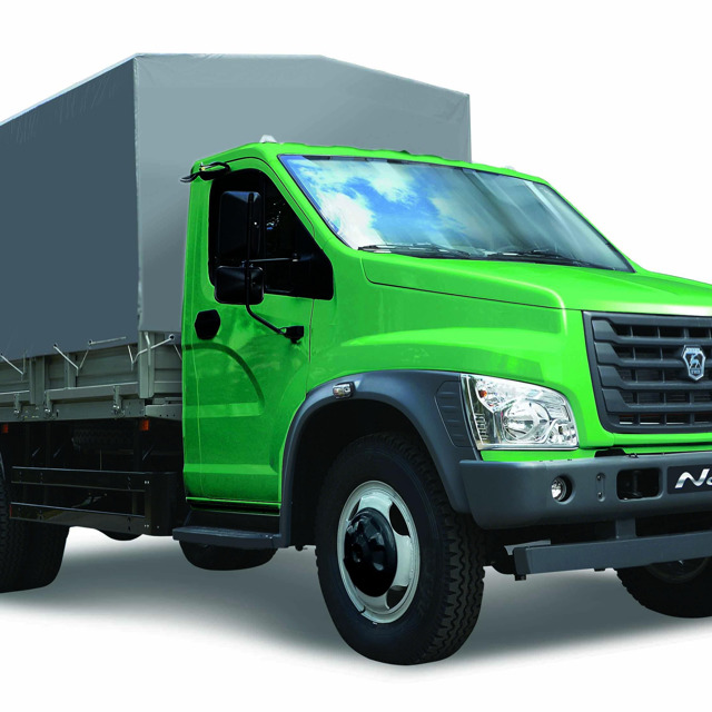 Продажа б/у грузовика ГАЗ ГАЗон Next 10.0 дизель механич