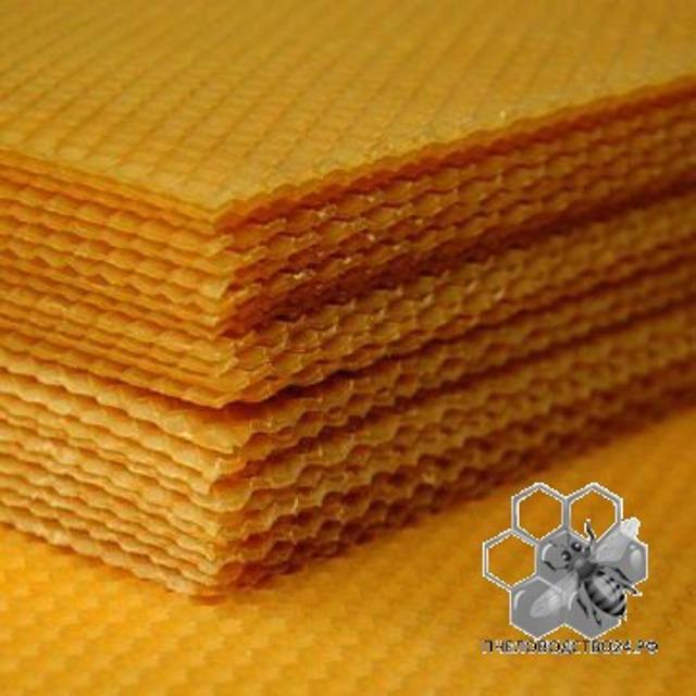 Вощина для пчёл