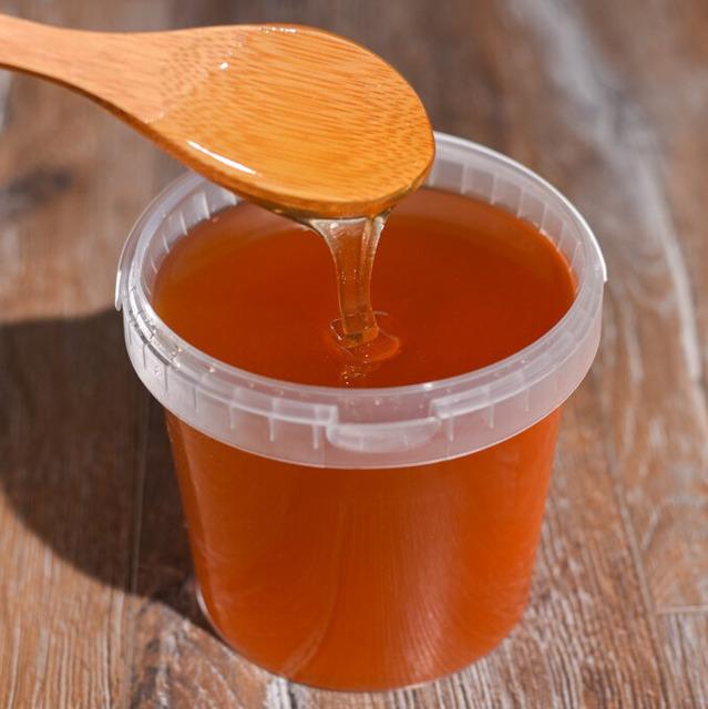 Мед разнотравье свежий 2020