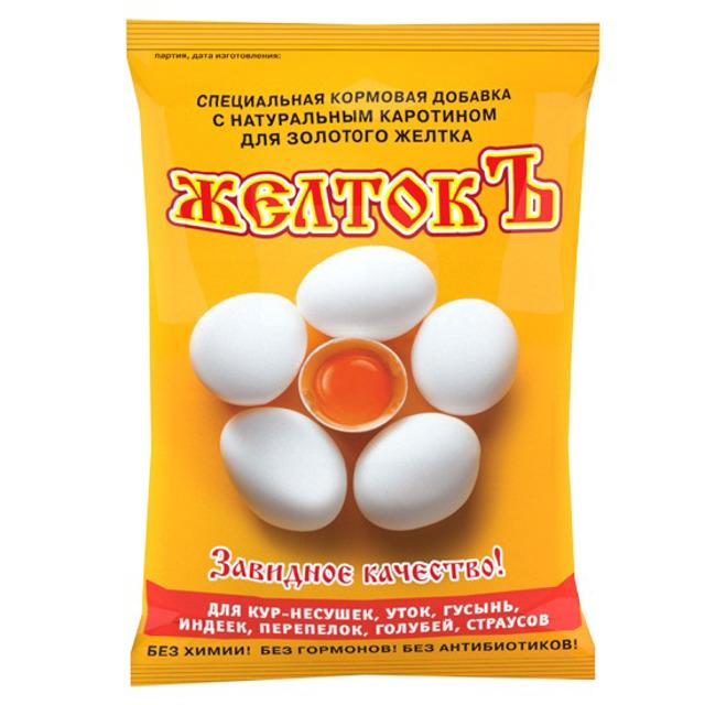 Фелуцен П2 для сельскохозяйственной птицы (ЖелтокЪ) 500г