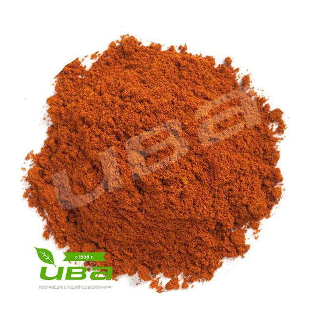 Перец красный молотый (острый) (W) Индия