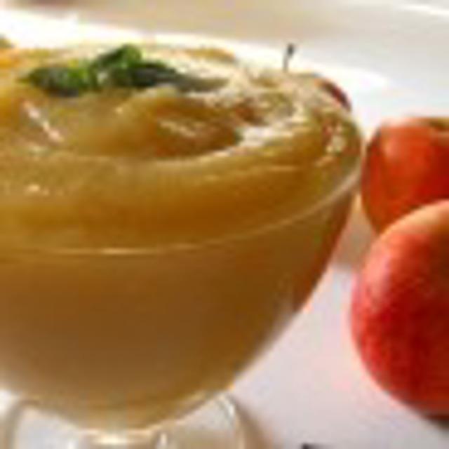 Яблочное пюре №307150