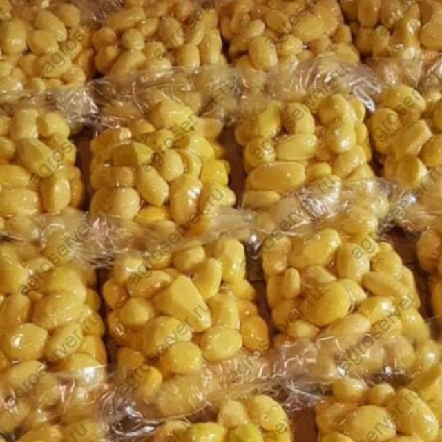 Отборный очищенный картофель в вакуумной упаковке