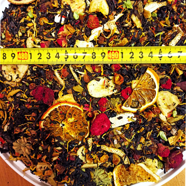 Чай ароматизированный - Утренний Самарканд, мелким оптом